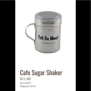 Other - Cafe Du Monde sugar shaker, create a gift basket